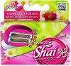 Dorco Shai 3 + 3 LSXA 1040 - Резервни ножчета в опаковка от 4 броя -