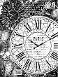Декупажна хартия - Време - Формат А4 -