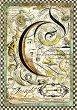 Декупажна хартия - Луна - Формат А4 -