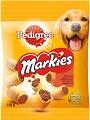Pedigree Markies - Бисквитки с костен мозък за кучета на възраст над 1 година - опаковка от 150 g -