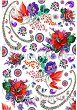 """Декупажна хартия - Бродерия 303 - Серия """"Digital Collection Mulberry"""" -"""