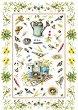 "Декупажна хартия - Птици 90 - Серия ""Digital Collection Mulberry"" -"