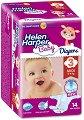 Helen Harper Baby 3 - Midi - Пелени за еднократна употреба за бебета с тегло от 4 до 9 kg -