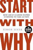 Start With Why - Simon Sinek -