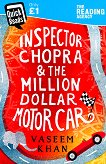 Inspector Chopra and the Million Dollar Motor Car - Vaseem Khan -