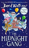 The Midnight Gang - David Walliams - книга
