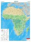 Стенна стопанска карта на Африка - M 1:8 000 000 -