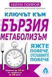 Ключът към бързия метаболизъм - Хейли Помрой - книга