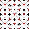 Салфетки за декупаж - Карти - Пакет от 20 броя