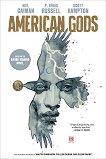 American Gods - book 1: Shadows - Neil Gaiman, P. Craig Russell, Scott Hampton -