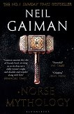 Norse Mythology - Neil Gaiman - книга