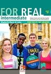 For Real - ниво B1: Учебник по английски език за 9. и 10. клас -