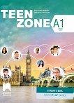 Teen Zone - ниво A1: Учебник по английски език за 9. и 10. клас - учебник