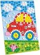 Мозайка - Автомобил - Творчески комплект -