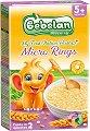 Bebelan - Паста Микро Кръгчета - Опаковка от 350 g за бебета над 5 месеца -