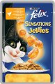 Felix Sensations Jellies with Chicken and Carrots -