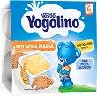 Nestle Yogolino - Млечен десерт бисквита -