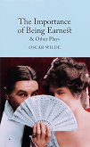 The Importance of Being Earnes and Other Plays - Oscar Wilde -