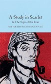 A Study in Scarlet and the Sign of the Four - книга