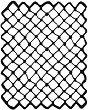 Шаблон - Мрежа - Размери 20 х 25 сm -