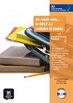 En Route Vers... le DELF Scolaire et Junior - ниво A2: Учебник по френски език + CD -