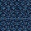 Салфетки за декупаж - Синя мрежа - Пакет от 20 броя