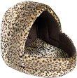 Trixie Leo Cuddly Cave - Къщичка за дребни кучета и котки тип хралупа с размери 35 / 35 / 40 cm -