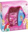 """Детски подаръчен комплект - С козметика и аксесоари от серията """"Принцесите на Дисни"""" -"""