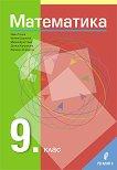Математика за 9. клас - Иван Тонов, Ирина Шаркова, Мария Христова, Донка Капралова, Веселин Златилов -