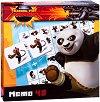Кунг-фу панда - Детска мемо игра - игра