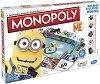 Монополи - Аз проклетникът - Семейна бизнес игра на английски език -