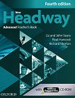 New Headway - Advanced (C1): Книга за учителя по английски език + CD-ROM : Fourth Edition - John Soars, Liz Soars, Paul Hancock, Richard Storton - книга за учителя