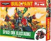 "Warhammer 40000 - Space Ork Blastabike - Сглобяем модел от серията ""Warhammer 40000: Build + Paint"" -"