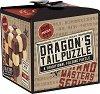 """Dragon's Tail Puzzle - 3D дървен пъзел от серията """"Grandmasters"""" -"""