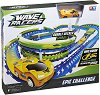Wave Racers - Epic Challenge - Комплект писта и състезателна кола със сензор за движение -