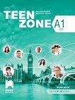 Teen Zone - ниво A1: Работна тетрадка по английски език за 9. и 10. клас - Десислава Петкова, Цветелена Таралова -