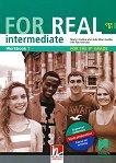 For Real - ниво B1: Работна тетрадка № 1 по английски език за 9. клас - учебна тетрадка