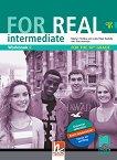 For Real - ниво B1: Работна тетрадка № 2 по английски език за 10. клас - помагало