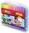 Флумастери - Jumbo - Комплект от 24 цвята -