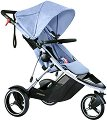 Комбинирана бебешка количка - Dash -