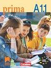 Prima. Deutsch fur Jugendliche - A1.1: Работна тетрадка по немски език за 9. клас -