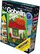 """Направи сам гоблен без игла - Малка къща - Творчески комплект от серията """"Gobelin"""" -"""
