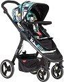 Комбинирана бебешка количка - Mod - С 4 колела -