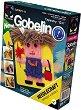 """Направи сам гоблен без игла - Момиче с къдрава коса - Творчески комплект от серията """"Gobelin"""" -"""