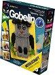 """Направи сам гоблен без игла - Бухал на клон - Творчески комплект от серията """"Gobelin"""" -"""