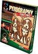 """Създай дървена гравюра - Две кученца - Творчески комплект за пирографиране от серията """"Pyrography"""" -"""