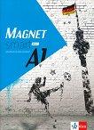 Magnet Smart - ниво A1: Учебна тетрадка по немски език за 9. клас + CD -