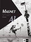 Magnet Smart - ниво A1: Книга за учителя по немски език за 9. и 10. клас + CD - Giorgio Motta -