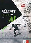 Magnet Smart - ниво A1: Учебник по немски език за 10. клас - Giorgio Motta - учебник