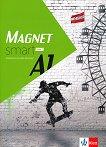 Magnet Smart - ниво A1: Учебна тетрадка по немски език за 10. клас + CD - учебник